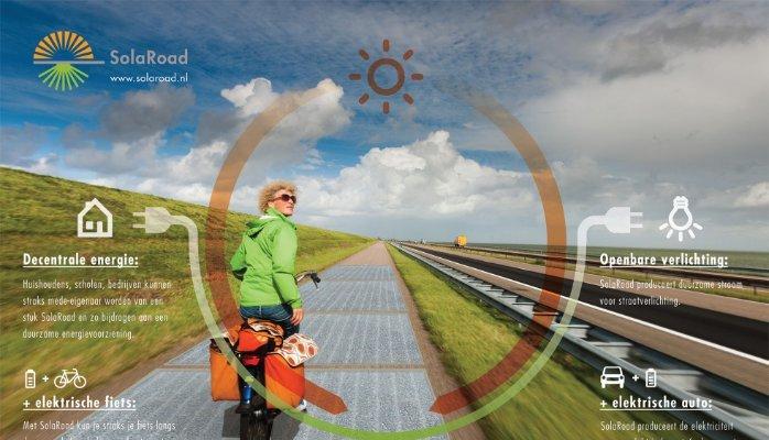 Dinsdag 19 mei in Science Café Leiden: SolaRoad, energie uit de weg