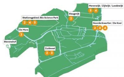 Leiden aardgasvrij in 2050